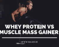 Whey Protein vs Muscle Mass Gainer